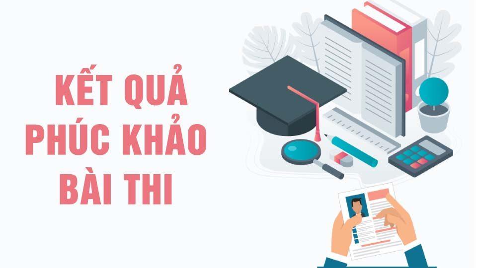 Đăng ký phúc khảo điểm thi học kỳ 1, năm học 2019 – 2020