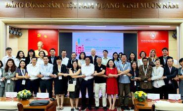 Hội nghị quốc tế của Diễn đàn đảm bảo chất lượng đại học ASEAN (ASEAN-QA Forum)