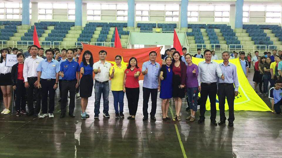 Hội thao Công đoàn chào mừng ngày nhà giáo Việt Nam 20/11/2019