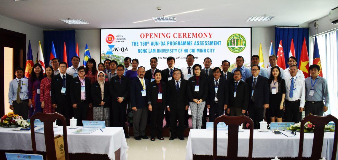 Trường Đại học Nông Lâm TP.HCM có thêm 4 chương trình đào tạo đạt chuẩn AUN-QA