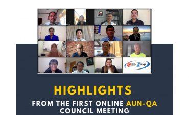Điểm nổi bật từ Kỳ họp của Hội đồng AUN-QA