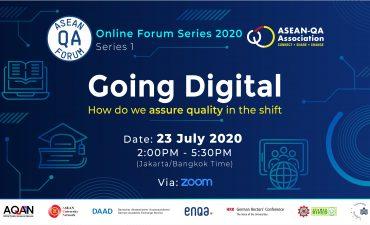 Chuỗi diễn đàn trực tuyến ASEAN-QA 2020