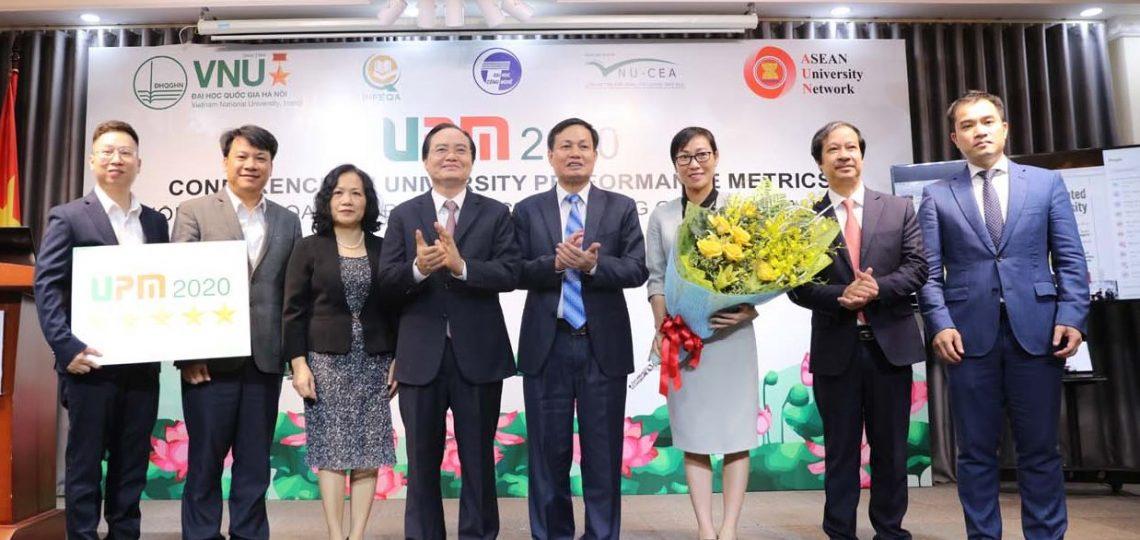 Ra mắt University Performance Metrics (UPM) –  Bước đầu hướng tới hệ thống xếp hạng do Việt Nam phát triển