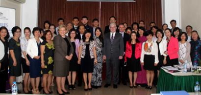 Hội thảo xếp hạng và quản trị đại học (Workshop on University Rankings and Governance)