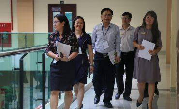 Chương trình đánh giá chất lượng cấp cơ sở tại trường ĐH Nông Lâm TP.HCM ( Phiên khảo sát sơ bộ)