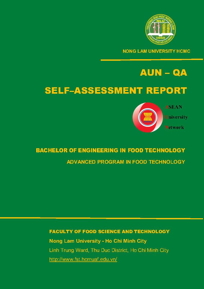 Đánh giá Chương trình đào tạo Công nghệ thực phẩm tiên tiến